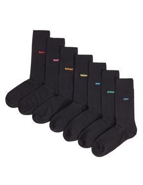 Haftanın 7 Günü Temalı Çorap (Freshfeet Teknolojisi ile)
