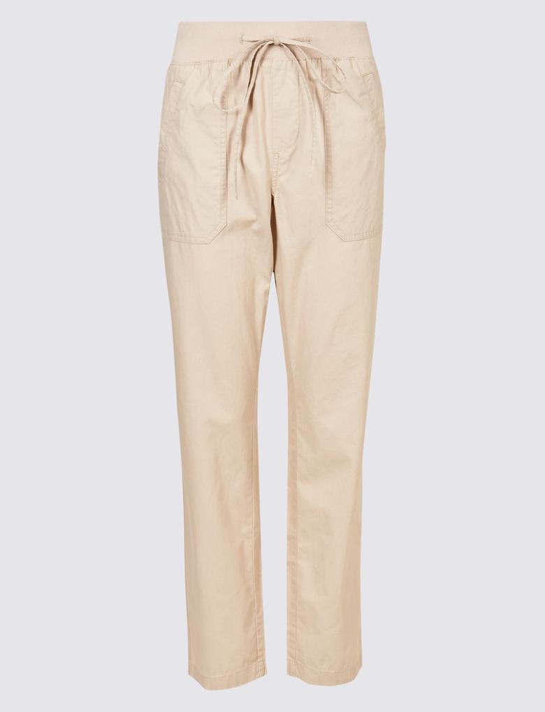 Renksiz Klasik Pantolon