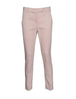 Pamuklu 7/8 Slim Pantolon
