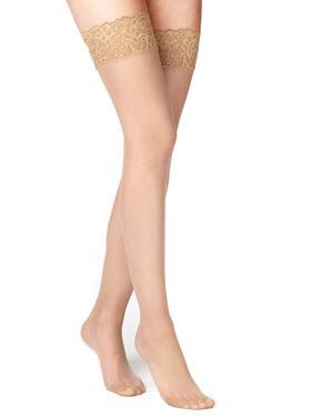 Kadın Kahverengi 10 Denye Mat Çorap