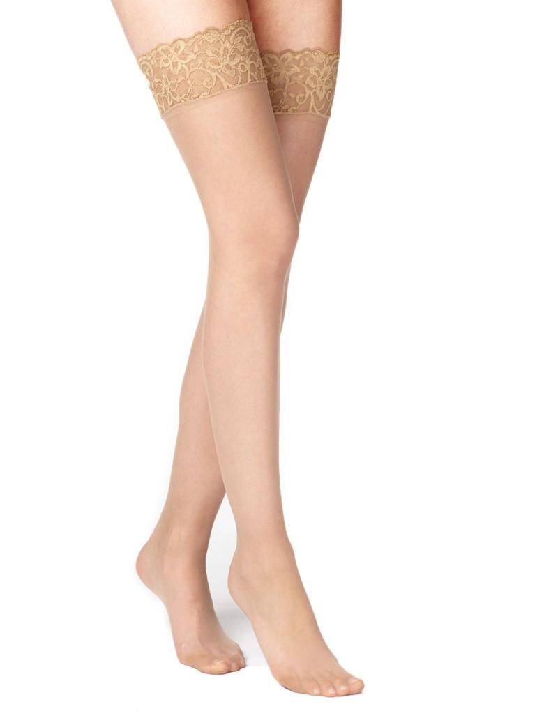 Kadın Bej 10 Denye Mat Çorap