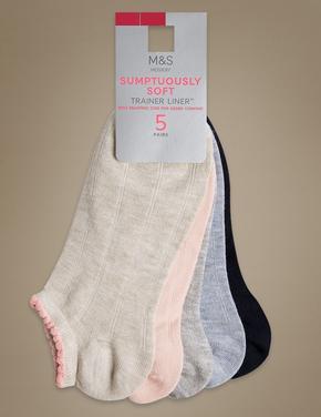 5'li Paket Yumuşak Çorap