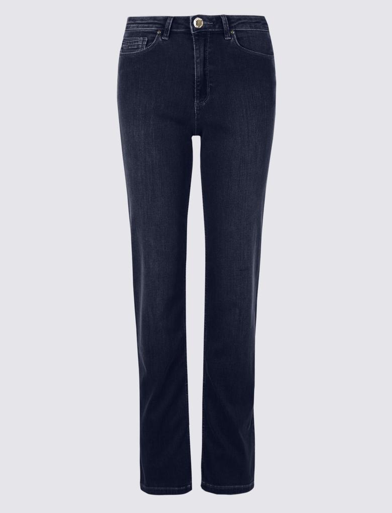 Sculpt & Lift Roma Rise Straight Leg Jean Pantolon