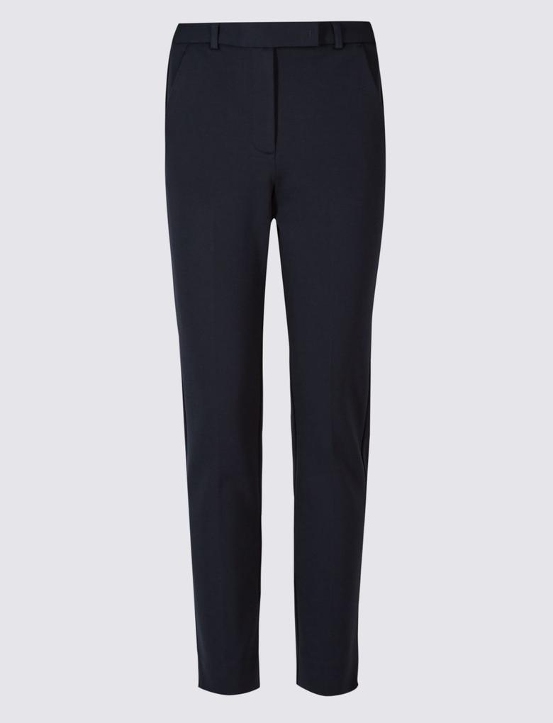Slim Leg Ankle Pantolon