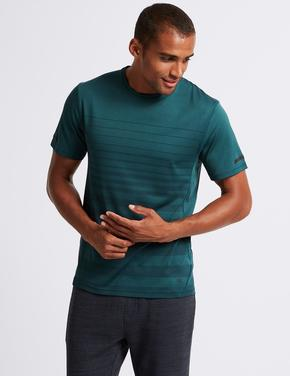 Active Sıfır Yaka T-Shirt