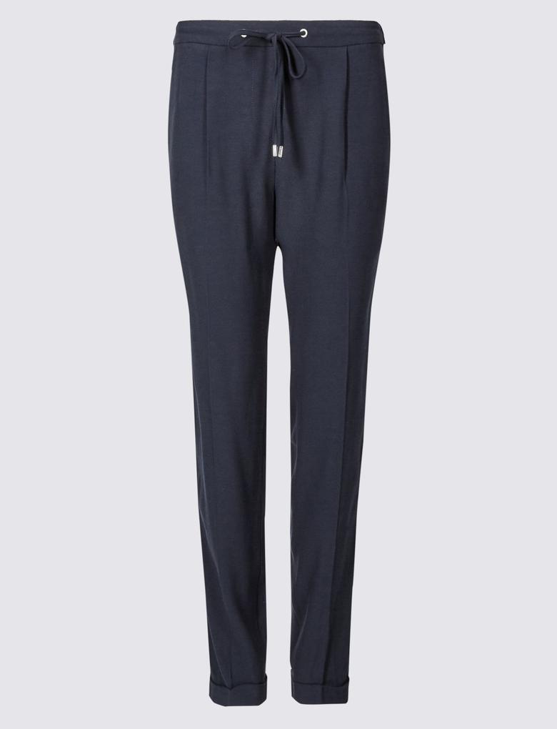 Tapered Leg Pantolon