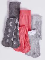 3'lü Külotlu Çorap (StaySoft™ Teknolojisi ile)