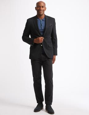Tailored Fit Ceket