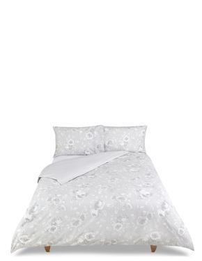 Çiçekli Yatak Takımı