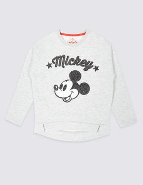 Mickey Mouse™ Desenli Sweatshirt