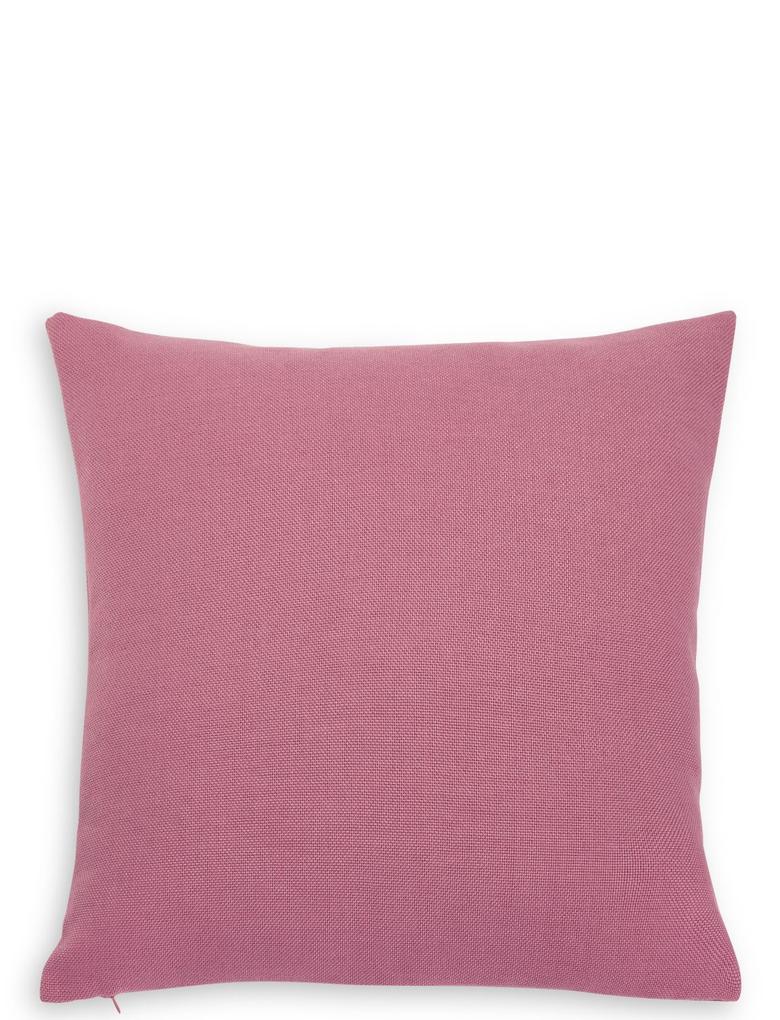 Kırmızı Düz Renk Yastık