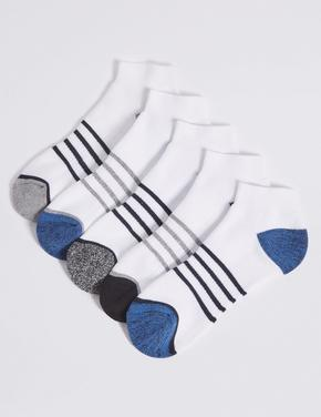 5'li Pamuklu Çorap
