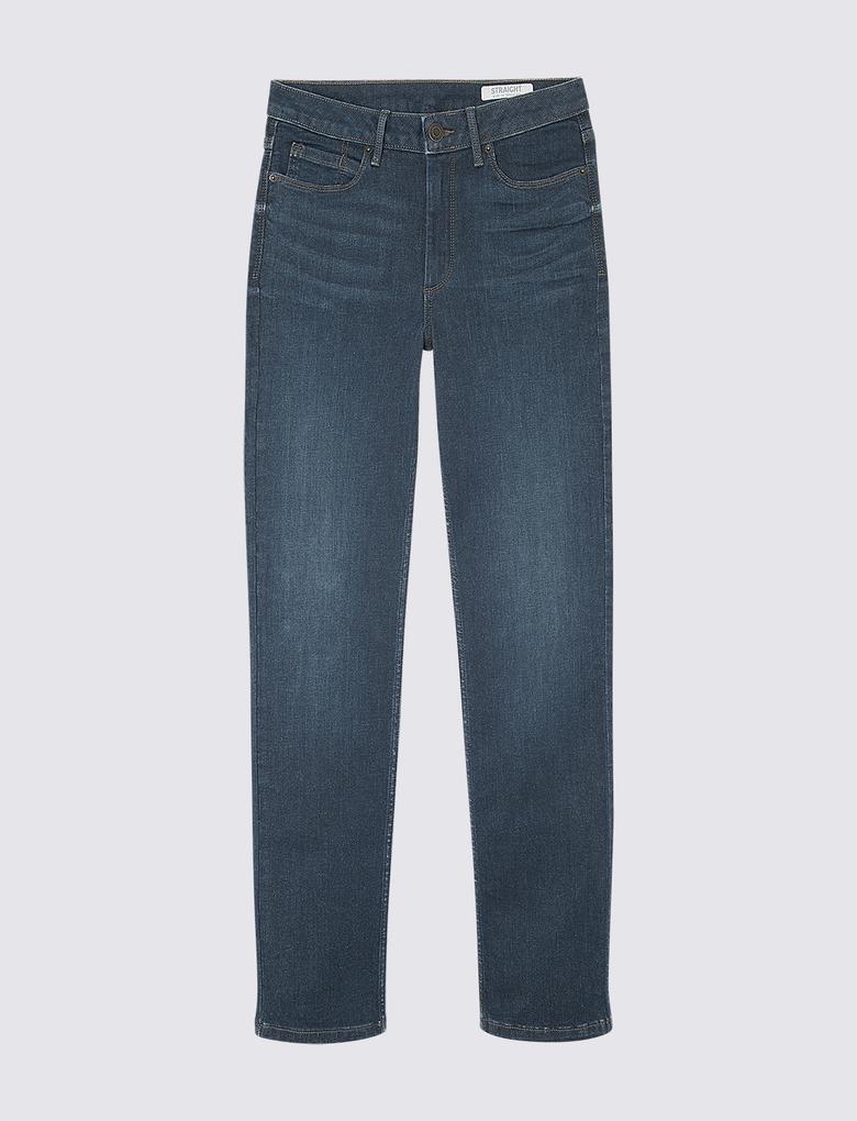Sculp & Lift Straight Jean Pantolon