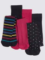 3'lü Külotlu Çorap