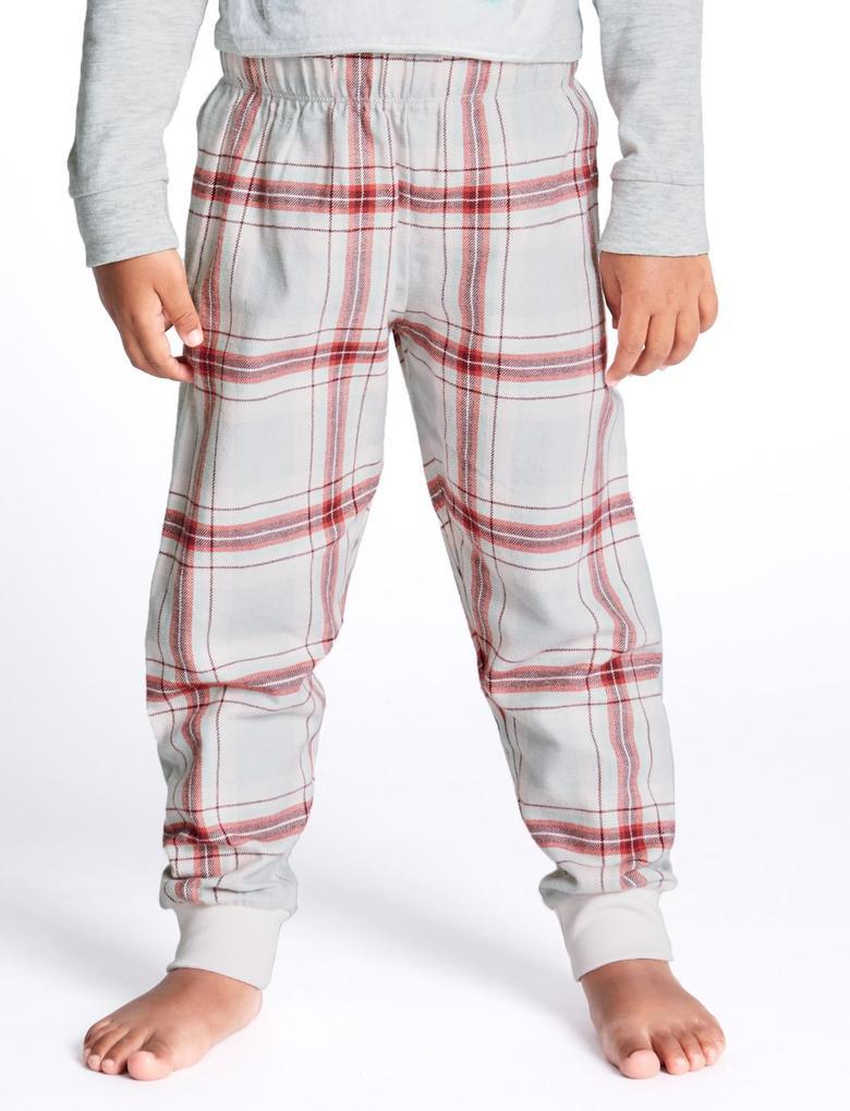 Pamuklu Pijama Takımı