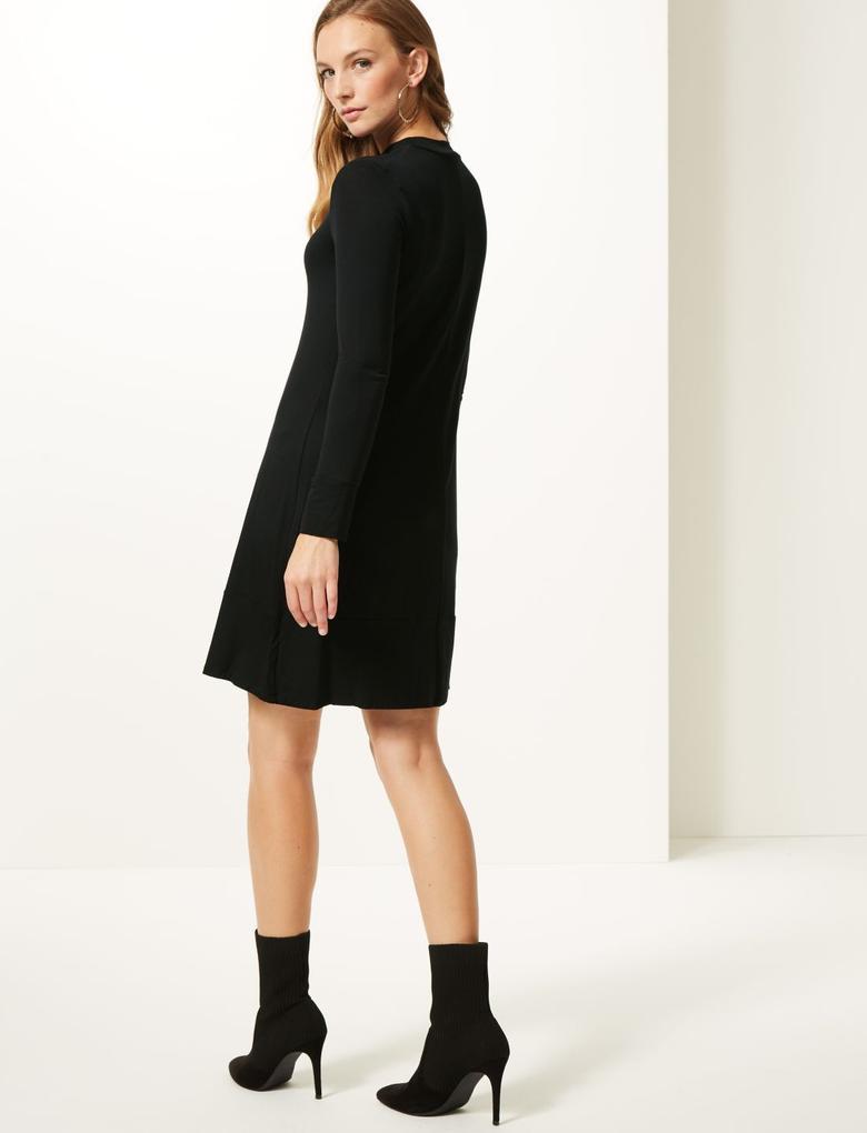 Uzun Jarse Elbise
