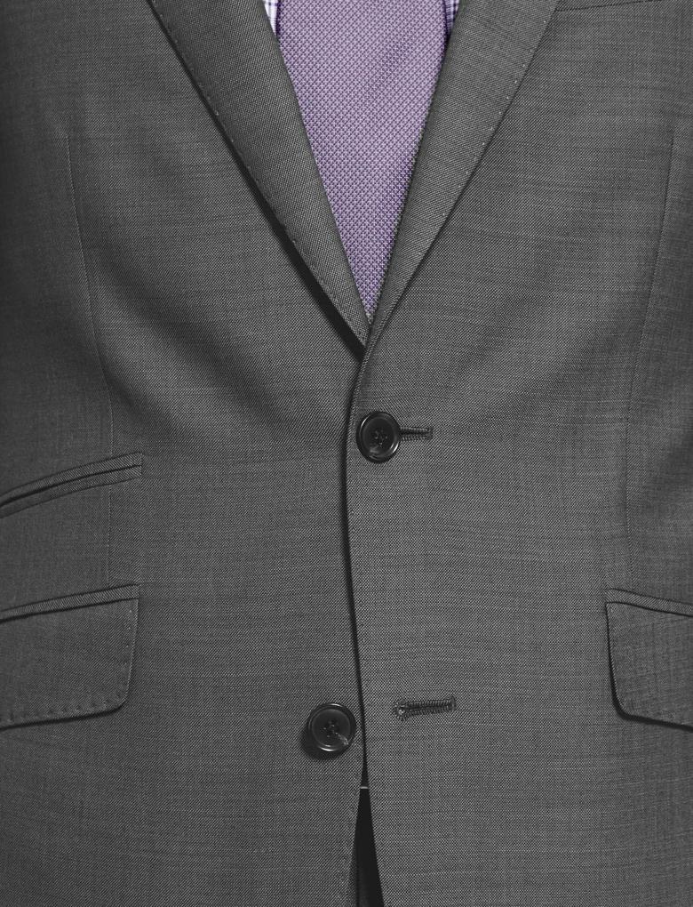 Gri Tailored Ceket
