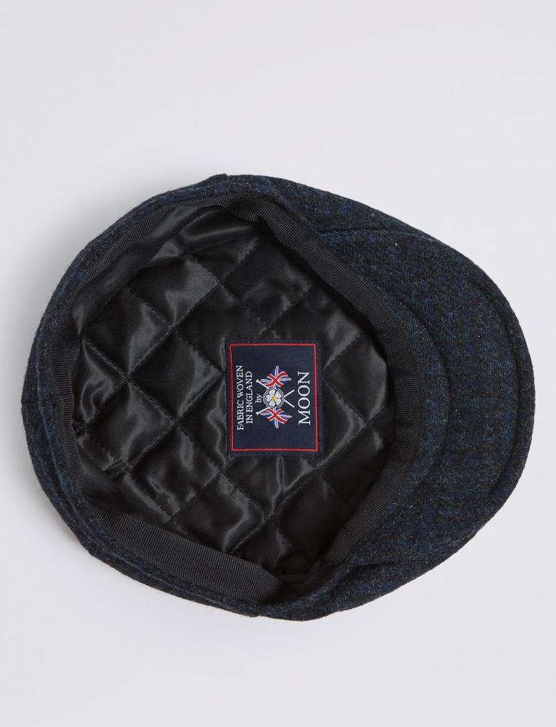 Saf Yünlü Termal Kasket (Stormwear™ Teknolojisi ile)