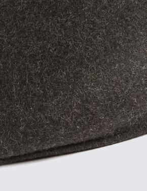 Saf Yünlü Kasket (Stormwear™ Teknolojisi ile)