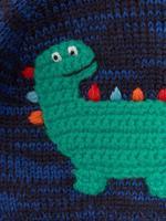 Dinozorlu Bere ve Eldiven Takımı