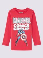Uzun Kollu Marvel T-Shirt