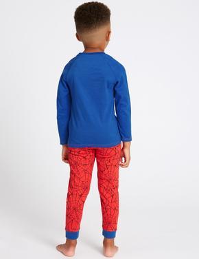 Spider Man Pijama Takımı