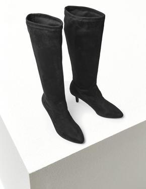 İnce Topuklu Çizme