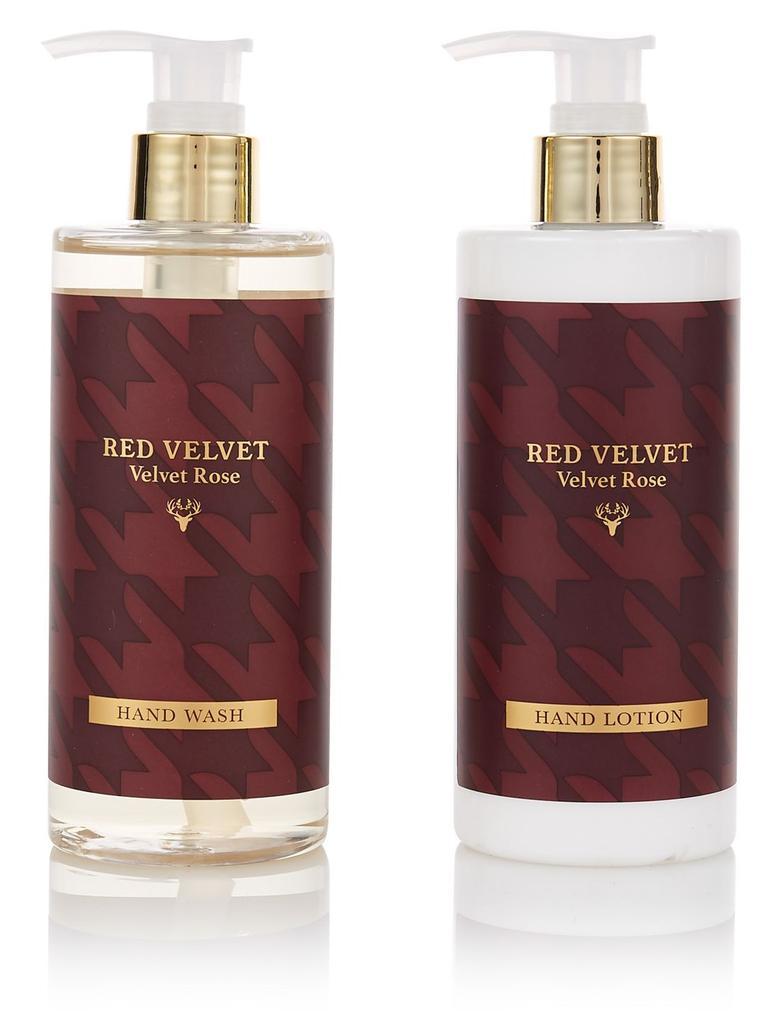 Red Luxe Sıvı Sabun ve El Losyonu Seti