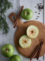 Kış Elması ve BaharatKokulu Mum