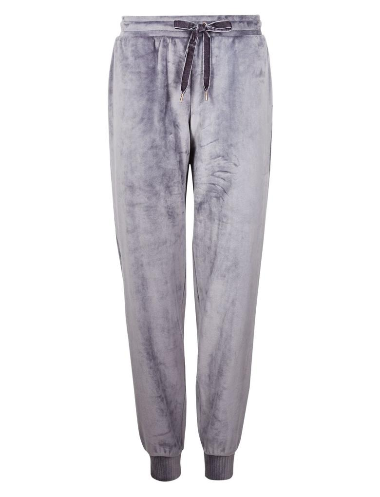 Gri Polar Pijama Altı
