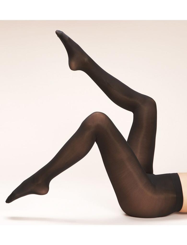 40 Denye İpeksi Yumuşaklıkta Külotlu Çorap