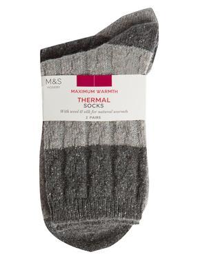 2'li Termal Çorap Seti