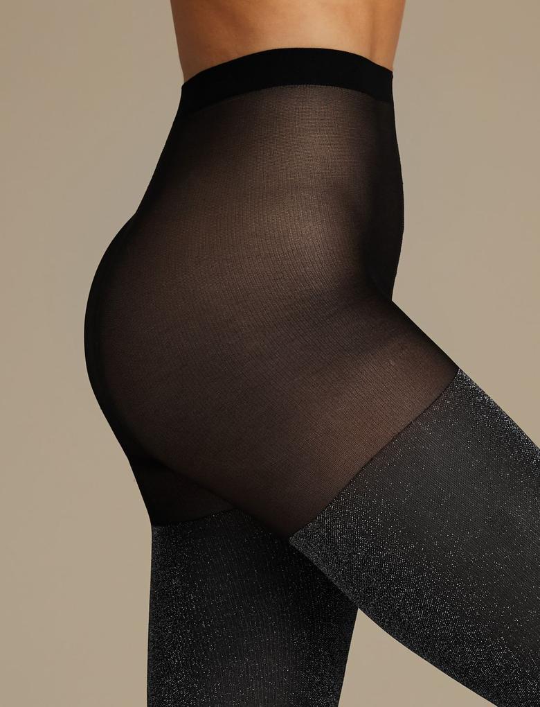 Opak Külotlu Çorap
