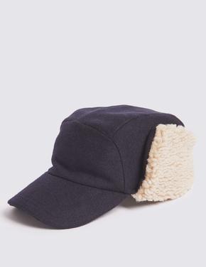 Yünlü Şapka