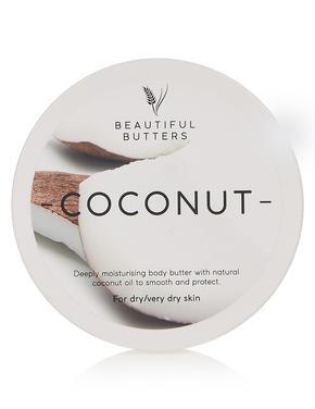 Kozmetik Renksiz Hindistan Cevizi Vücut Kremi 200 ml