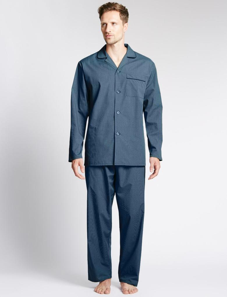 Easy Care Desenli Pijama