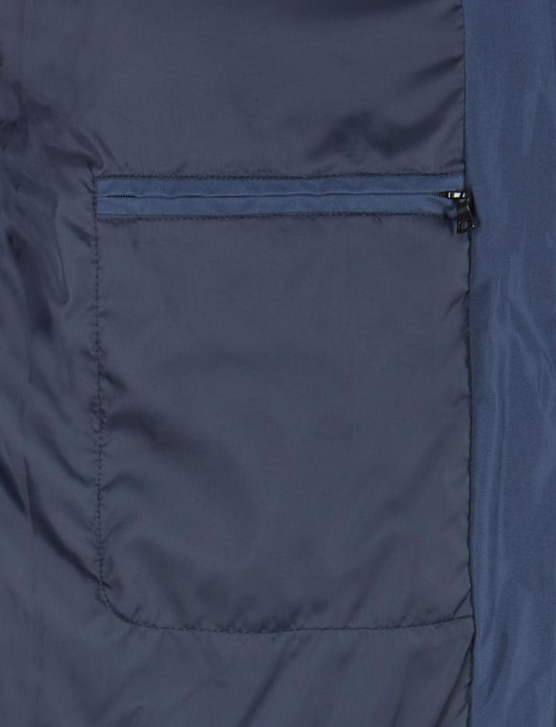 Lacivert Bomber Ceket (Stormwear™ Teknolojisi ile)