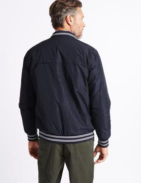 Tersine Çevrilebilir Stormwear'li Ceket