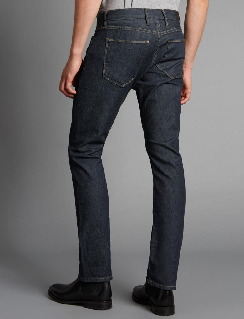Slim Streç Denim Pantolon
