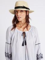 Yazlık Fötr Şapka