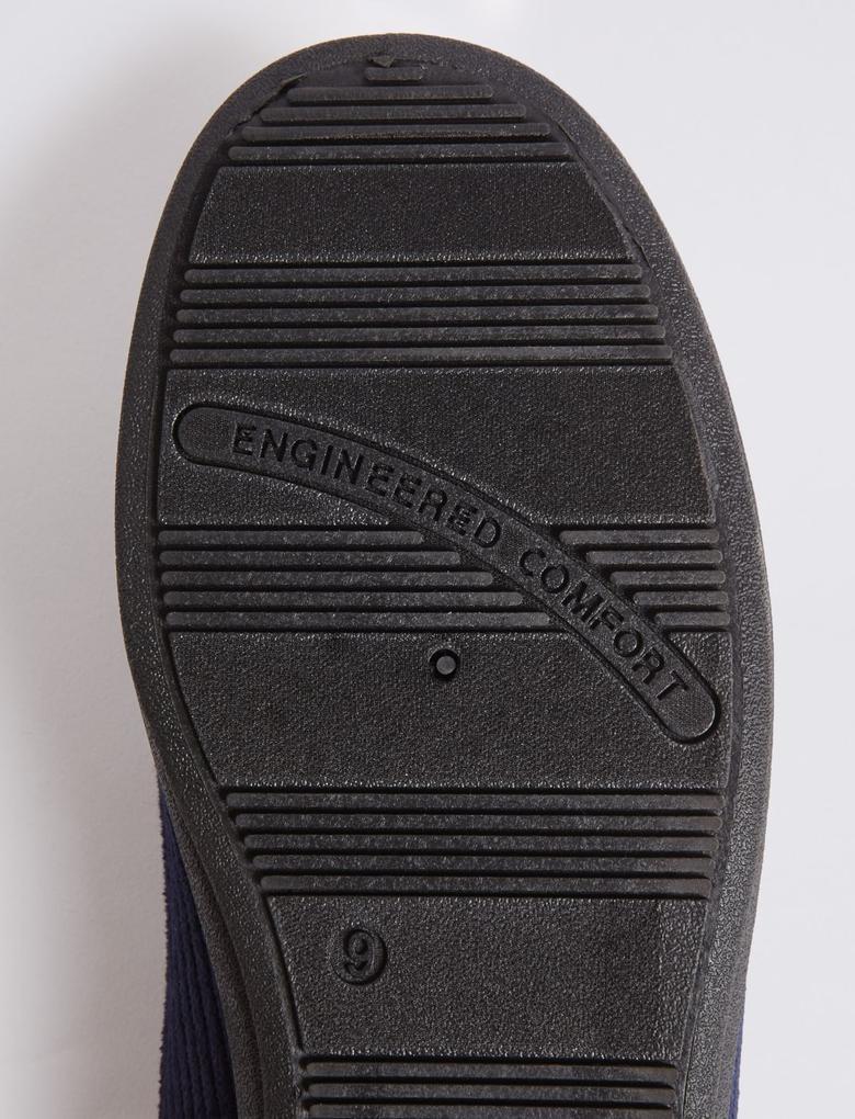 Cırtcırtlı Kadife Terlik (Thinsulate™ Teknolojisi ile)