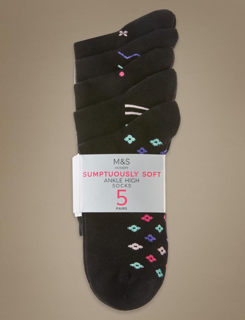 5'li Çorap Seti