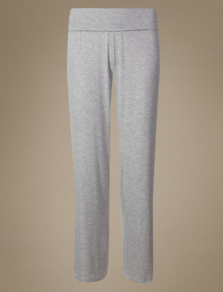 Straight Pijama Altı