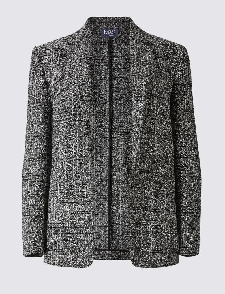 Önü Açık Ceket