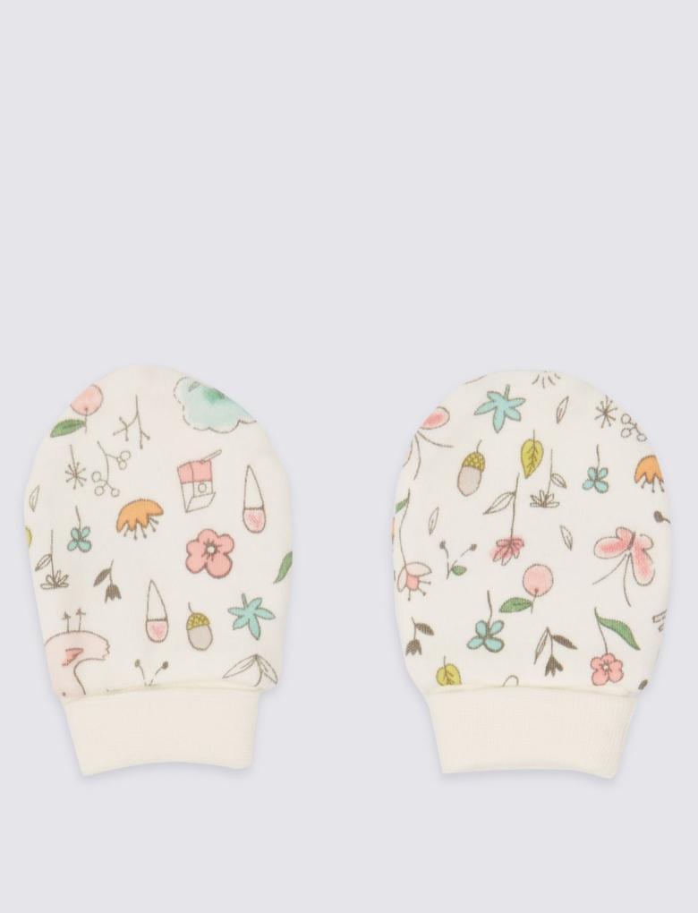 8 Parça Saf Pamuklu Kıyafet Takımı