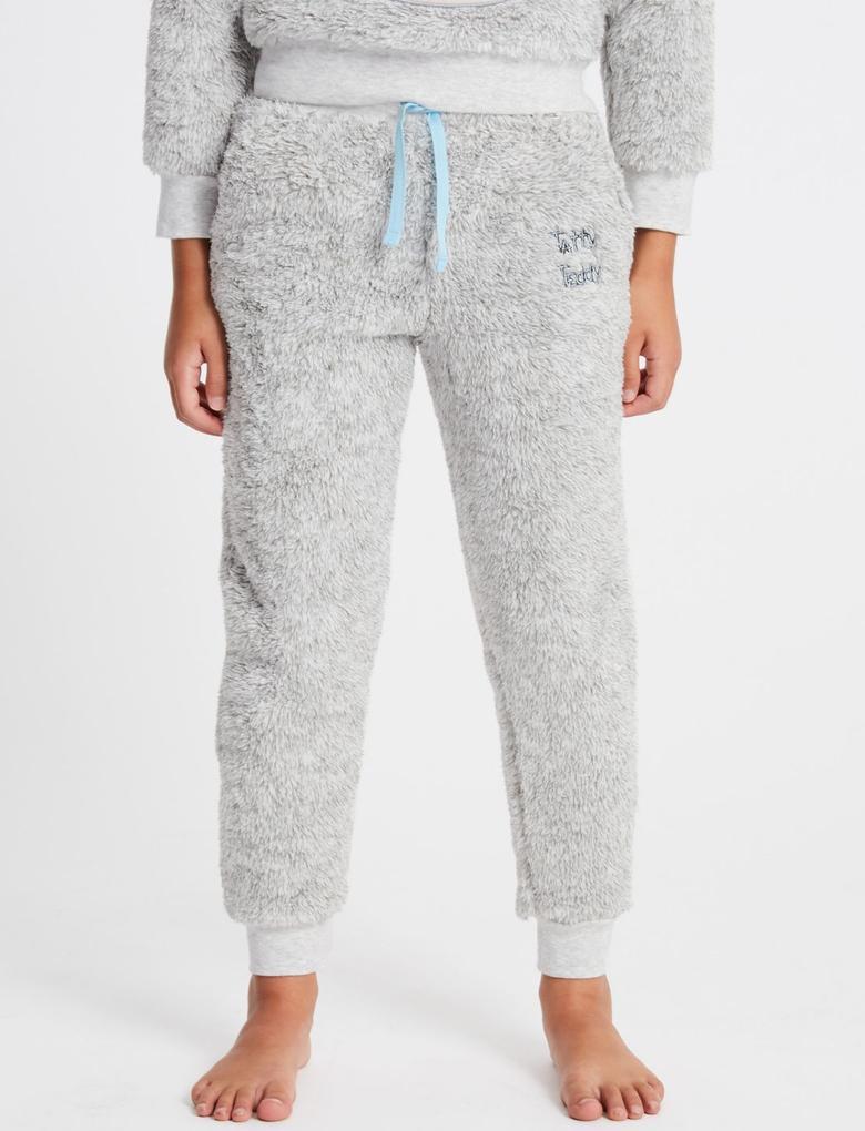 Uzun Kollu Pijama Takımı (2 - 16 Yaş)