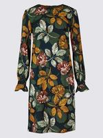 Desenli Tunik Elbise