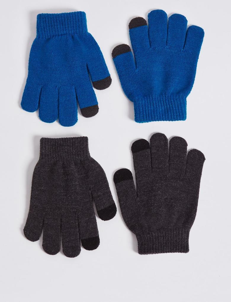 Mavi 2'li Eldiven