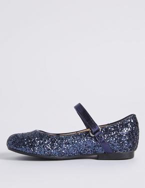 Pırıltılı Ayakkabı