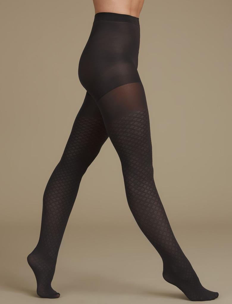 Secret Slimming™ Toparlayıcı Külotlu Çorap
